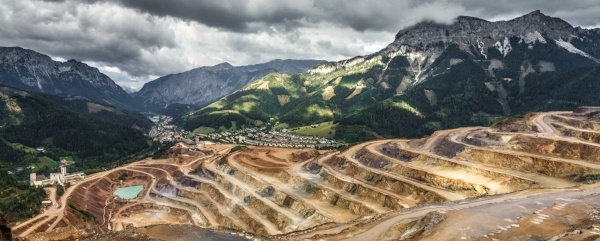 Mining from the sky